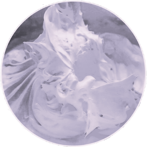 Parma Violet Whipped Shower Soap